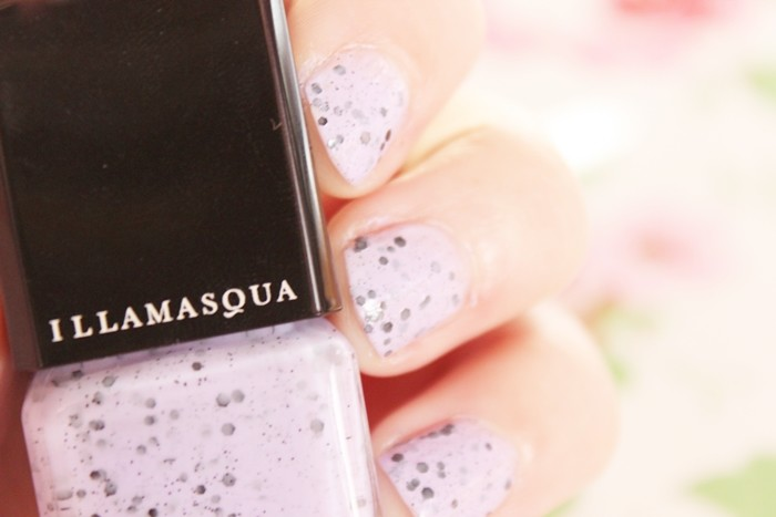 Illamasqua ImPerfection Speckle Nail Polish (02)