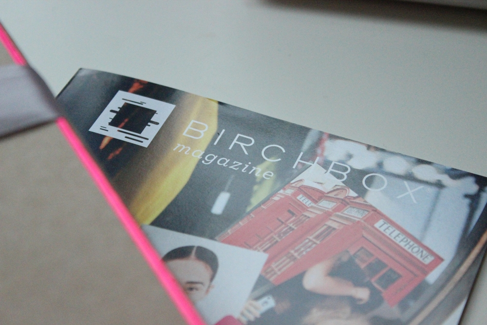 Review Birchbox UK February 2013 Box (03)