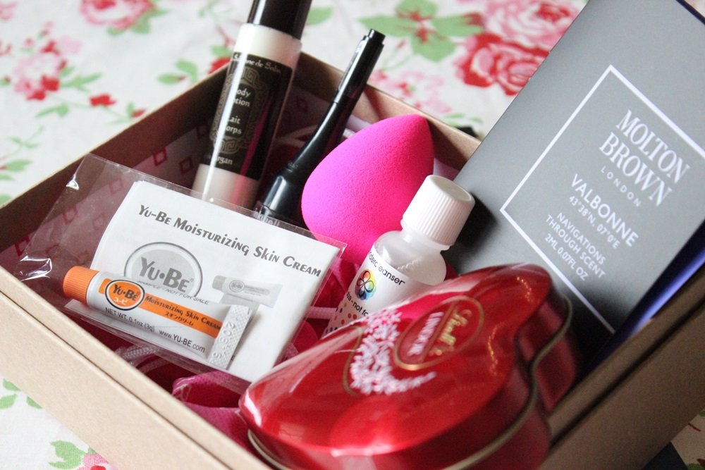 Review Birchbox UK February 2013 Box (09)
