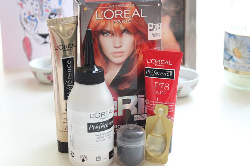 Review L'Oreal Feria Paprika Power (03)