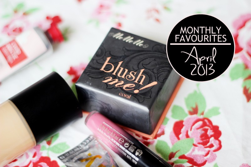 Monthly Favourites April 2013 (2)
