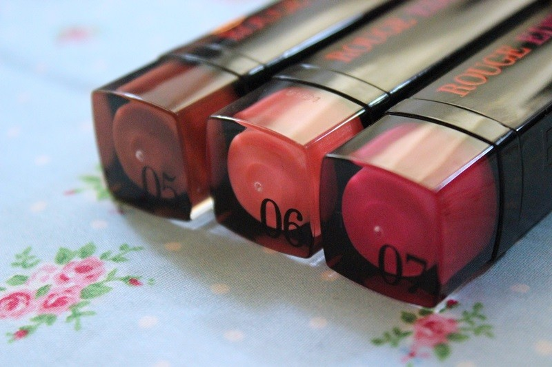Review Bourjois Rouge Edition Lipsticks (02)