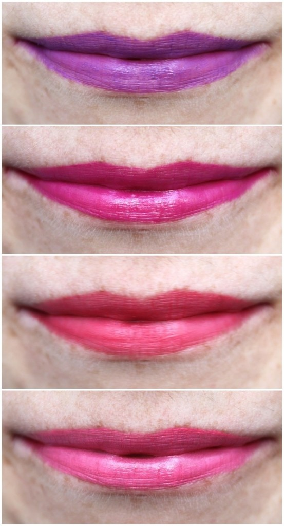 Review Sleek Lip4 Lipstick Palette Mardi Gras