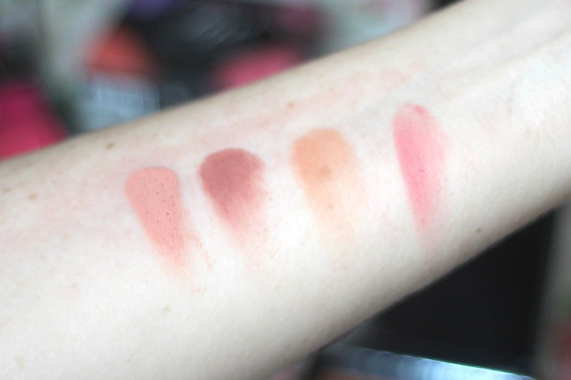 Review Sleek Lip4 Lipstick Palettes Mardi Gras & Ballet (05)
