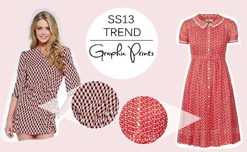 ss13 trends graphic prints