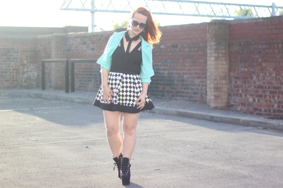 OOTD A Hint of Mint (01)