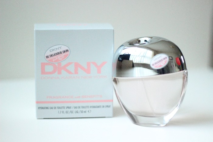 Review - DKNY Be Delicious Skin Fresh Blossom - rz