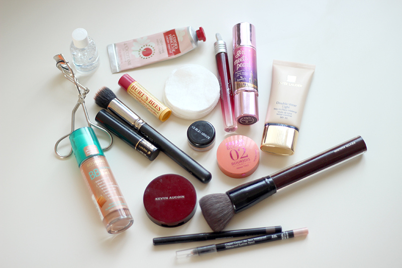 Travel Essential Makeup