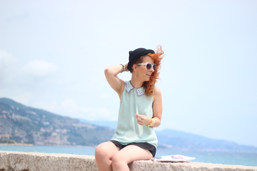 Outfit I Swam In The Med!!! (04)