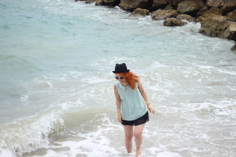 Outfit I Swam In The Med!!! (08)